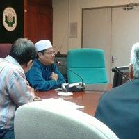 Photo taken at Lembaga Pertubuhan Peladang Negeri Perak by Meor Ismail T. on 3/7/2014
