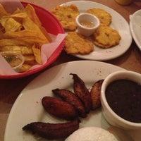 Photo taken at El Cristo Restaurant by Gabie on 11/12/2012
