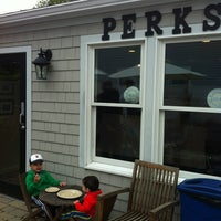 Photo taken at Perk's by Melissa R. on 6/30/2013