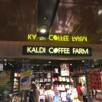 Photo taken at Kaldi Coffee Farm by Funky K. on 5/22/2017