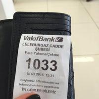 Foto diambil di VakıfBank oleh buse k. pada 8/15/2016