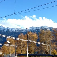 Photo taken at Harbour Interlaken Ost by Nicolas B. on 11/9/2013