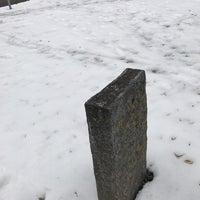 Photo taken at Schosshaldenfriedhof by Nicolas B. on 1/30/2017