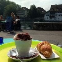 Das Foto wurde bei CaféBar Barock von Nicolas B. am 7/20/2013 aufgenommen