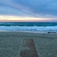 Photo taken at Spiaggia Rodos by Nicolas B. on 7/16/2017