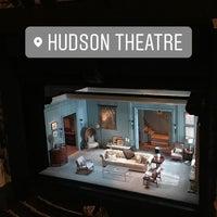 Foto tirada no(a) Hudson Theatre por Barbara G. em 3/5/2018
