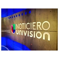 Photo taken at Fusion Newsport/Univision Noticias by Barbara G. on 7/17/2015
