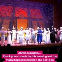 Foto scattata a Aladdin @ New Amsterdam Theatre da Barbara G. il 5/6/2017
