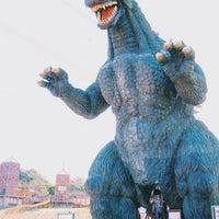 Photo taken at Godzilla by Rinorinon on 10/7/2015