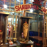 Photo taken at Malek al shawarma by MaryCertad on 9/2/2013