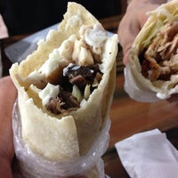 Photo taken at Malek al shawarma by MaryCertad on 8/1/2013
