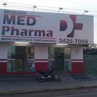 Photo taken at Drogaria Medpharma by Janio N. on 11/8/2014