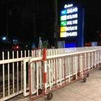Photo taken at PTT by เอกพล พ. on 4/15/2013