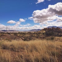 Photo taken at Texas Canyon Rock & Sand by Ben R. on 3/2/2014
