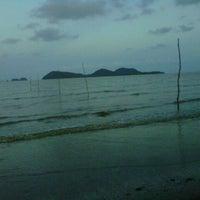 Photo taken at Fishing Bay Resort, Mersing by Maya R. on 10/26/2012
