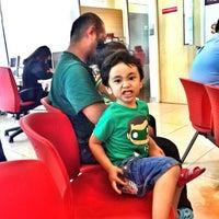 Photo taken at CimbBank, Bundusan Plaza by Joanna K. on 6/30/2014