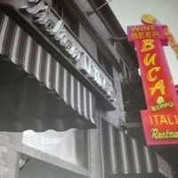 Foto scattata a Buca di Beppo Italian Restaurant da Javier M. il 7/22/2013