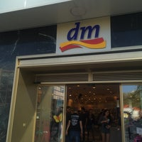 Photo taken at dm-drogerie markt by Acki on 5/11/2017