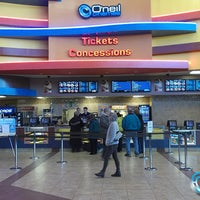 Photo taken at O'neil Cinemas Brickyard Square by O'neil Cinemas Brickyard Square on 3/17/2015