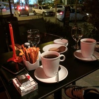 Photo taken at Mikel Coffee Company by Κωνσταντίνα Μ. on 3/5/2015