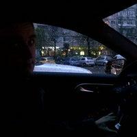 Photo taken at Radu's car by Carol C. on 11/25/2013