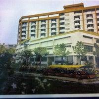 Photo taken at WANA Riverside Hotel Malacca by Serlin L. on 12/5/2012