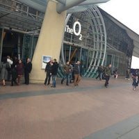 Photo taken at The O2 Arena by Meetali S. on 4/7/2013
