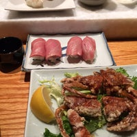 Photo taken at Sushi Nagao by Brian N. on 12/31/2014