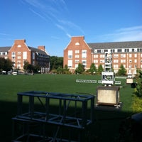 Photo taken at Laird Campus Turf by Stefanie S. on 10/14/2012