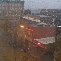 Photo taken at Holiday Inn Rock Island - Quad Cities by Carol B. on 10/22/2012