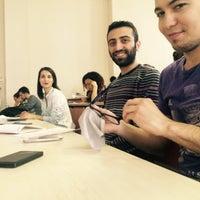 Photo taken at Namık Kemal Üniversitesi Gıda Mühendisliği Bölümü by Melodi Y. on 4/21/2015