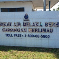 Photo taken at Syarikat Air Melaka (Caw. Merlimau) by Nurul Aina S. on 3/8/2017