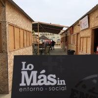 Photo taken at La Lagunita - Patio Gastronómico by Lo+in on 2/20/2015