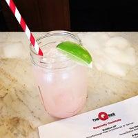 Photo taken at The Q Restaurant & Bar by Dekonti on 6/14/2014