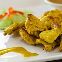 Photo taken at Amarit Thai Restaurant by Amarit Thai Restaurant on 3/5/2014