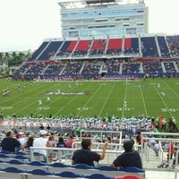 Photo taken at FAU Football Stadium by whocanihire.com on 9/29/2012