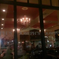 Photo taken at Joseph's Wine Bar & Cafe by whocanihire.com on 11/16/2012