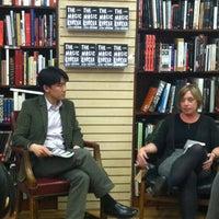 Снимок сделан в Book Culture пользователем Alicia Criner R. 4/2/2013