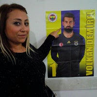 Photo taken at Merve Optik Adana by Emoss E. on 11/1/2014