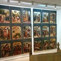Photo taken at Museo Bellas Artes by Julia H. on 5/15/2014