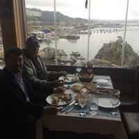 11/27/2015 tarihinde Kenan Ş.ziyaretçi tarafından Rota Balık Restaurant'de çekilen fotoğraf