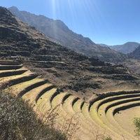 Foto tirada no(a) Parque Arqueologico Intihuatana - Pisac por Ira D. em 7/7/2018