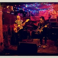 Photo taken at Hank's Saloon by Kara M. on 11/11/2012