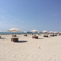 Photo taken at Пляж DOSTAR by Sandy K. on 8/17/2015