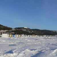 Foto scattata a Auberge La Tourelle du Fjord da Auberge La Tourelle du Fjord il 3/4/2014
