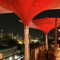 Photo taken at Clarendon - Roof by Mae N. on 5/3/2014