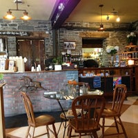 Photo taken at Carriage House Cafe by Andrew F. on 4/23/2013