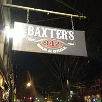Photo taken at Baxter's 942 by Myron C. on 3/10/2013