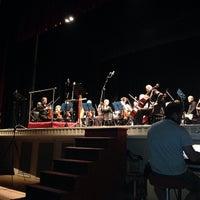 Photo taken at Teatro Carani by Antonio Z. on 6/2/2014