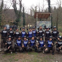 Photo taken at Texas Paintball by Texas Paintball on 3/23/2014